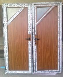 Алуминиева врата 11