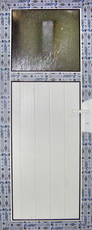 Алуминиева врата 13