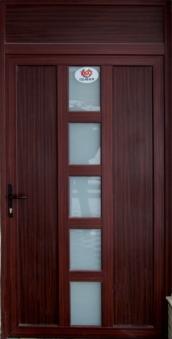 Алуминиева врата 15
