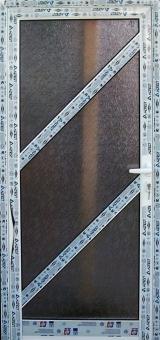 Алуминиева врата 17
