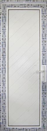 Алуминиева врата 2