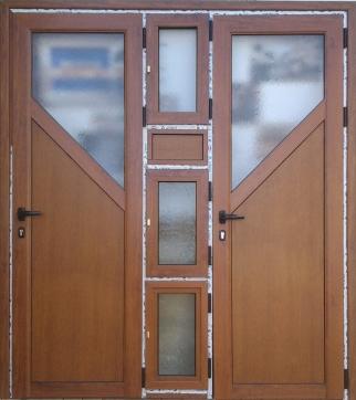 Алуминиева врата 20