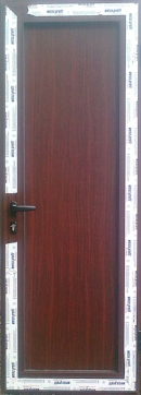 Алуминиева врата 3