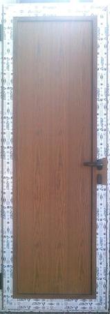 Алуминиева врата 4