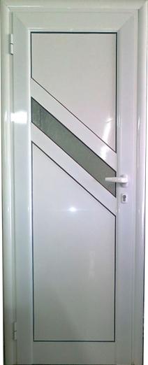 Алуминиева врата 7
