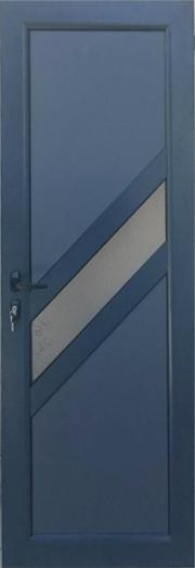 Алуминиева врата 8